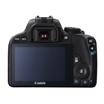 Canon EOS 100D + Lens 18-55mm (Black) ประกันร้าน EC MALL (image 1)