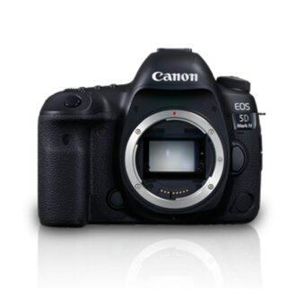 Canon EOS 5D Mark IV DSLR Camera with 24-105mm f/4L II