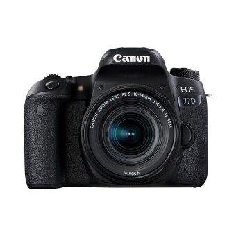 CANON กล้องดิจิตอล รุ่น EOS 77D + EFS-18-55IS STM (ประกันศูนย์)