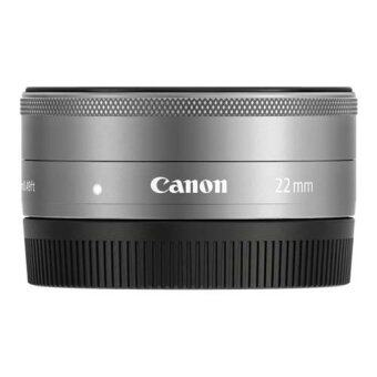 Canon lens EF-M 22mm. f/2 STM (Silver)