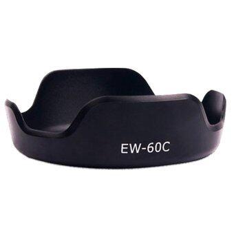 Canon Lens Hood EW-60C II ทรงกลีบดอกไม้ for EF-S 18-55mm II USM,18-55mm IS