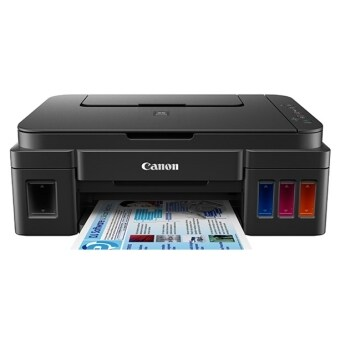 Canon PIXMA G2000 Multi-Function All-In-One Printer Tank (Black)