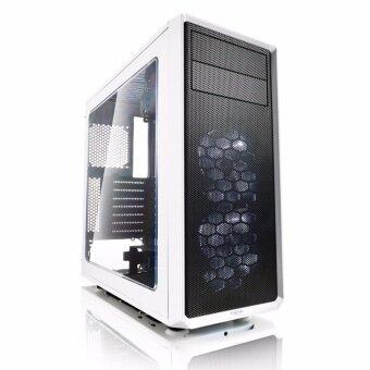 รีวิวพันทิป เคสคอมพิวเตอร์ CASE Fractal Design Define FOCUS G White (FN757)CAS4สีขาว