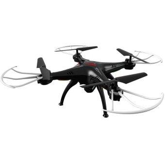 Cheerson เครื่องบินโดรนบังคับพร้อมกล้องSyma X5SC 2.4Ghz (Years2015)เครื่องบินบังคับDrone With 2MP Camera - Black