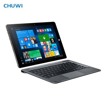 CHUWI Hi10 Pro 2 in 1 Tablet 10.1 inch 1920*1200 Screen Windows10 & Android 5.1 Intel ATOM X5 Cherry Trail Z8300 CPU 4GB RAM / 64GB ROM (Grey)- Intl