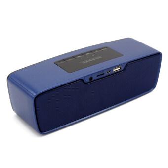 CKMobile ลำโพง Bluetooth Speaker S2025 (สีน้ำเงิน) (image 1)