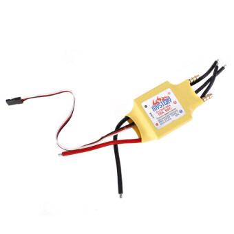 Cloud 50A Brushless Speed Controller BEC RC Motor