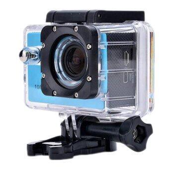 Coco Sports & Action Camera HD 1080p +Tachograph Car Camera กล้องกีฬา ( สีดำ ) (image 1)