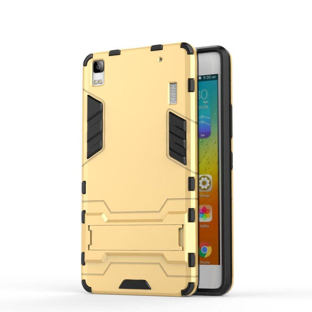Case For Lenovo A7000 Plus K3 Note Two Color Leather Stand Mobile Phone Cases And Back
