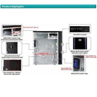Cooler Master Intel® Core™