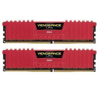 ประเทศไทย Corsair RAM PC DDR4(2133) Vengeance LPX (8GBX2) 16GB RED