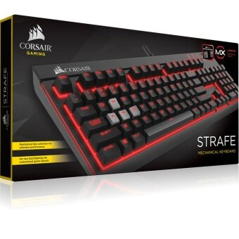 Corsair STRAFE Mechanical Gaming Keyboard Cherry MX Blue switch
