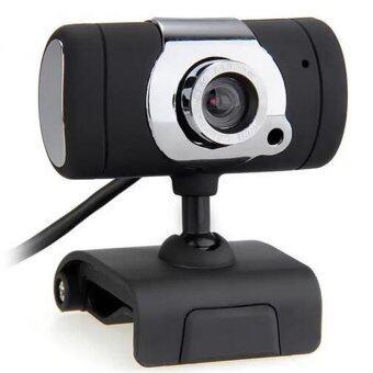 ราคา Creative Digital Webcam Camera HD In microphone.กล้องเว็บแคม คอมพิวเตอร์ 20M pixels (Black)
