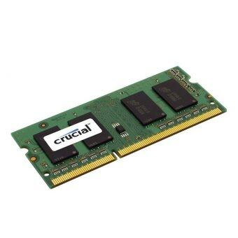 Crucial 8GB DDR3 1600MHz Notebook Memory Module