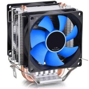 Harga DEEPCOOL Dual Fans Dual Heatpipes CPU Cooler ICE EDGE MINI FS DUALBLADES for AM2/AM2+/AM3/AM3+/FM2/LGA775/1155/1156/1151/1150