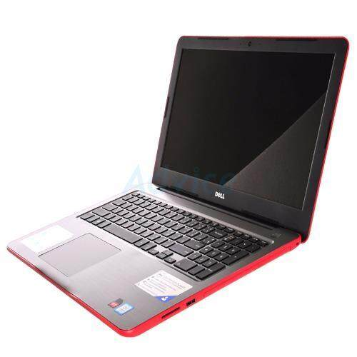 Dell Inspiron N5567-W56652396THW10 Core i7-7500UAMD Radeon R7 M44515.6''8GB1TBWin10 (Red)