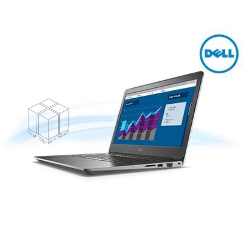 Dell Voatro i3-7100U 4GB 1TB UMA BLACK รุ่น DELL SNS3468007 (Black)