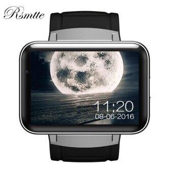 DM98 GPS 3G Smart Watch Android With SIM Card Pedometer Sports Tracker Smartwatch Phone 900mAh Wifi BT4.0 Wristwatch Men Rsmtte - intl