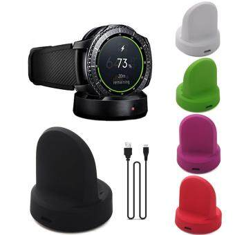 Dock Charger For Samsung Gear S3 Classic S3 Frontier - intl