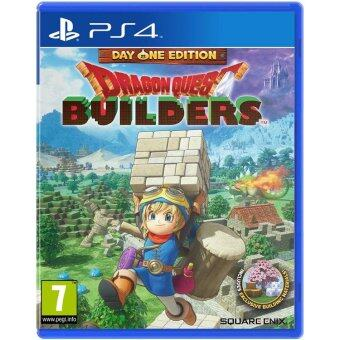Harga Dragon Quest Builders [PS4] [Z3] [ENG]