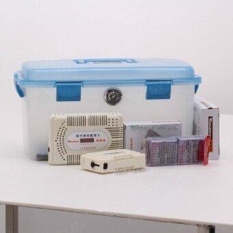 Drying Box Cabinets DSLR Camera Lens Camera Box Waterproof Safety Box Length 380mm × Width 210mm