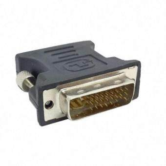 DVI-I Male 24+5 Pin to VGA Female Video Converter Adapter M/F LCD HDTV