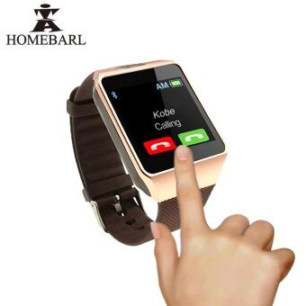 DZ09 Smartwatch Smart Watch Camera dz09 Wristwatch SIM Card For Ios Android Bluetooth MTK6261 Support Repalce Strap PK GT08 A1 - intl
