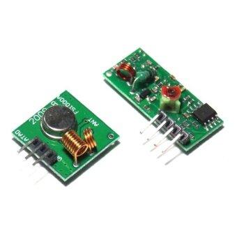 Eachgo 433Mhz RF Transmitter Receiver Link Kit for Arduino/ARM/MCU Wireless - intl