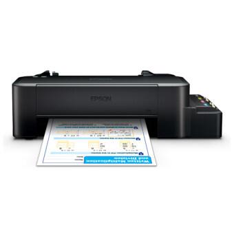 Epson L120 Ink Jet Tank Printer (Black)