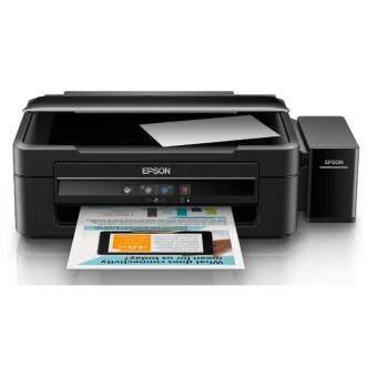 Epson L360 All-in-One Ink Tank Printer[ตัวเครื่องพร้อมหมึก 1 ชุด]
