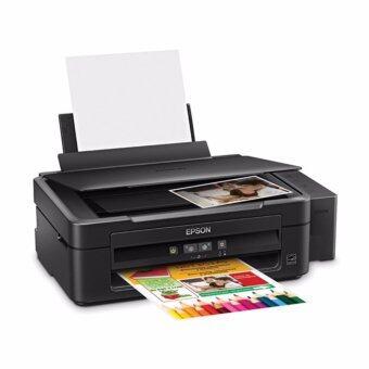 Epson L360 All-in-One Ink Tank Printer (เฉพาะตัวเครื่องเท่านั้นNoInk)(Black)