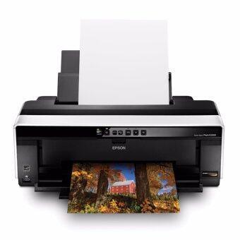 ลดราคา Epson Stylus Photo R2000 Wireless Wide Format Color Inkjet Printer (C11CB35411) เอปสัน สไตลัส โฟโต้ R2000
