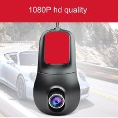 ERA Wifi HD Night Vision Front&Rear Dual Lens Driving Recorder Without Display - intl