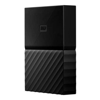 External Harddisk WD My Passport (Black) 1TB