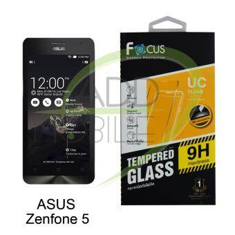 FOCUS ฟิล์มกระจกนิรภัยโฟกัส Asus Zenfone 5 (TEMPERED GLASS)