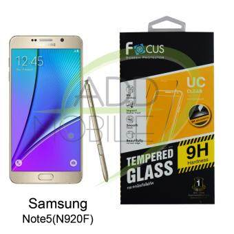 FOCUS ฟิล์มกระจกนิรภัยโฟกัส SAMSUNG Galaxy Note5 (TEMPERED GLASS)