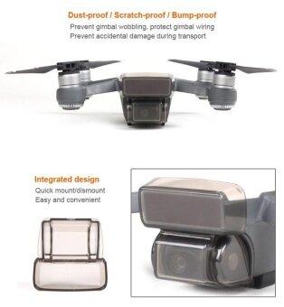 For DJI Spark Drone Camera Screen Cover Gimbal 3D Sensor IntegratedProtector - intl