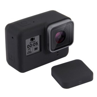 For GoPro HERO5 Silicone Protective Case With Lens Cover - intl