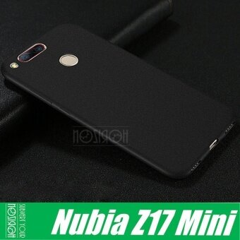 For Nubia Z17 Mini Matte Silicon Phone Case 5.2 Inch Nubia Z17 MiniProtective Back Cover Soft Silicon Phone Cover - intl