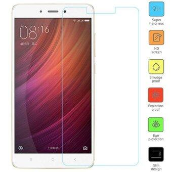 For Redmi Note 4X 9H Crystal Clear Tempered Glass HD UltrathinScreen Protector - intl