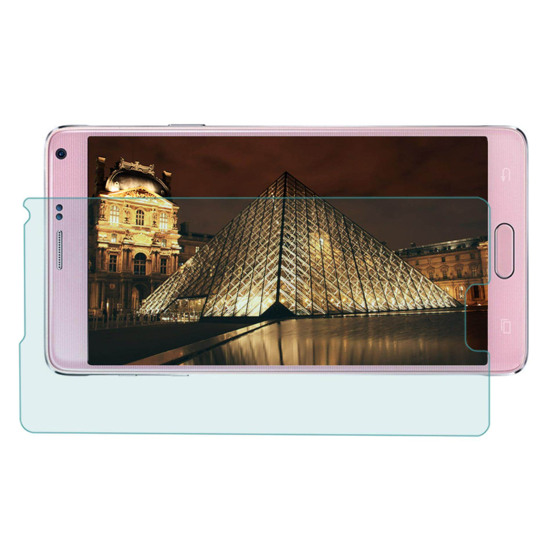 For Samsung Galaxy Note 4 Matte Frosted Premium 9H Tempered GlassScreen Protector Film .