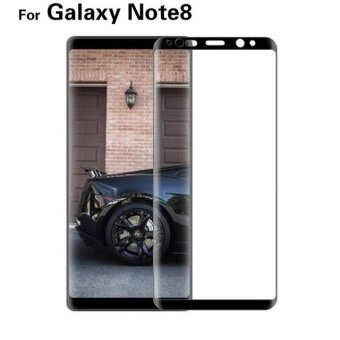 for Samsung Galaxy Note8 Tempered Glass 3D Curved Full Coverage Screen Protector Film for Samsung Galaxy Note 8 - intl