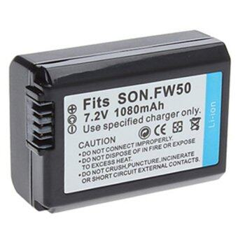 For Sony แบตเตอรี่กล้อง รุ่น NP-FW50 Replacement Battery
