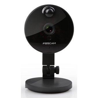 Foscam Wireless IP Camera C1 (Black) - 3