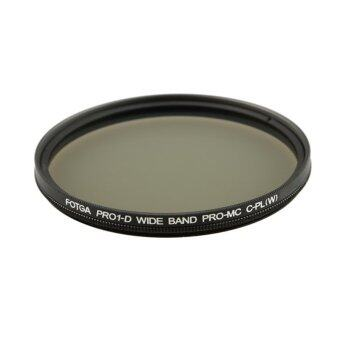 Fotga PRO1-D MC CPL Polarizing Lens Filter 37mm