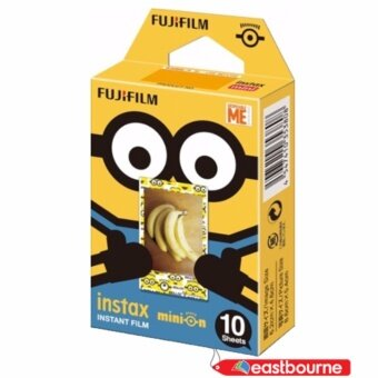 Fujifilm instax film - Disney Minion Standard Version (For Fujifilm Instax Camera / Share SP-1,SP-2 Printer)