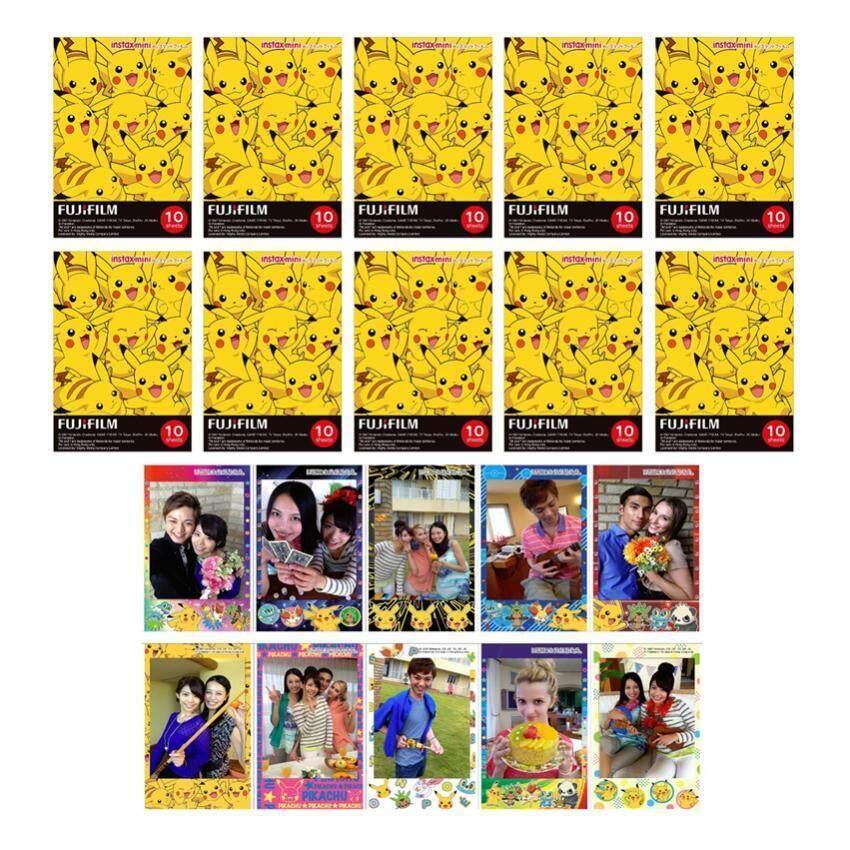 Fujifilm Instax Mini Pokemon Instant 100 Film for Fuji 7s 8 25 50s 70 90 /