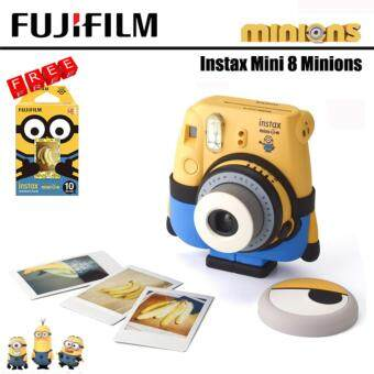 Fujifilm instax mini8 Minion limited edition