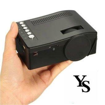 Full HD 1080P Input Multimedia Home Theater LED Mini ProjectorCinema TV VGA MH - intl