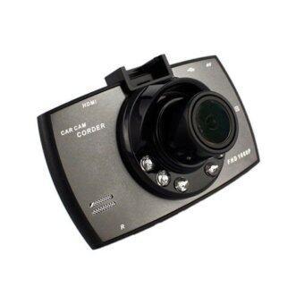 Gateway กล้องติดรถ รุ่น G30 เมนูไทย Full HD - Grey